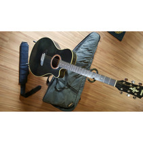 Violão Yamaha Apx-4a Preto