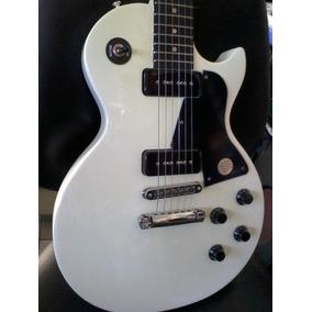 Gibson Les Paul Jr Special W/p90 C/estuche White