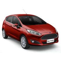 Kit Sensor Estacionamento Ford New Fiesta Mod Embutido