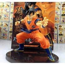 Goku Pvc 15 Cm - Banpresto - Pronta Entrega - Frete Gratis