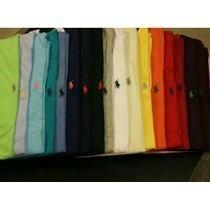 Camiseta R.lauren Camisa Masculina Basica