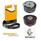 Kit Correia Dentada Tensor Renault Kangoo 1.6 16v 2000/...
