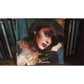 Alejandra Guzman La Historia 2cds+dvd