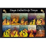 Caballo De Troya 10 Audiolibros (voz Humana) + 39 Libros