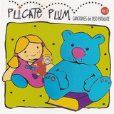 Cd Plicate Plum Canciones Del Osos Patalate Música Chicos