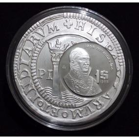 450 Aniversario Casa De Moneda De México 2 Onzas Plata Ley