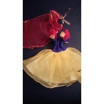 Accesorios Para Barbie Vestidos De Princesas De Cuentos