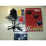 Distribuidor Electronico Falcon-f100 Max Econo Comp. Con Kit