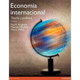 Economia Internacional Teoria Y Politica Krugman 9na Ed 2012