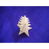 Broche Pin Boton Avon Vintage Antiguidade Estrelas Pinheiro