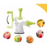 Maquina Centrifuga Extrator De Frutas E Legumes Manual