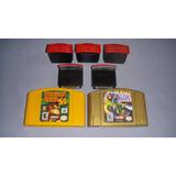 Memoria De Expansion Original Para Nintendo 64