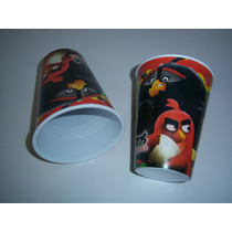 Invitaciones Platos Vasos Dulceros Fiesta Angry Birds Movie