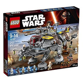 Juguete Lego Star Wars Capitán De Rex At-te