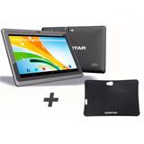 Tablet Ledstar 7 + Funda Protectora De Silicona Yanett