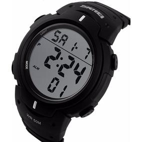 Reloj Digital Sumergible Skmei Calendario Alarma Cronómetro