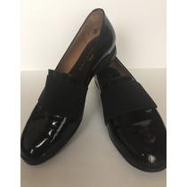 Mocasin/es Zapatos Cerrados Tosone Hechos A Mano Crarol N°38
