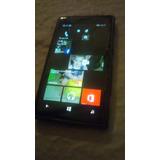 Nokia 925 En Perfecto Funcionamiento Con Vidrio Roto