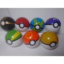 Pokebola (pokeball) Com 1 Pokemon - Escolha A Sua Pokebola