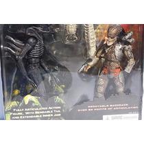 Bonecos Alien Vs Predador - S E M C A I X A