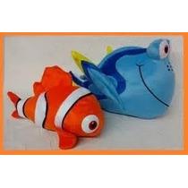 Pelúcia Nemo E Dory - (1 Unidade) - Preço De Atacado