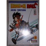 Mangá Dragon Ball Nº 4 Akira Toriyama - Panini Comics Novo
