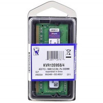 Memoria 4gb Ddr3 1333 Notebook Kingston Box Nf Gtia 12m.
