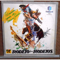 Vinil Lp Rodeio Dos Rodeios Cenair Maicá Fagundes Mirins