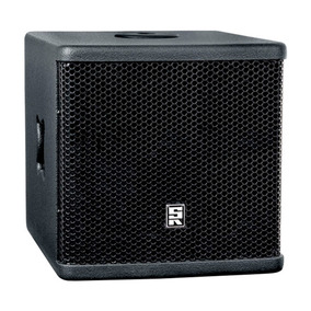 Caixa Ativa Acustica 220w Rms Staner Psw212 Subwoofer 12 Pol