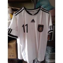 Jersey Playera Seleccion De Alemania Miroslav Klose Chica