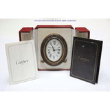 Reloj Cartier Les Must Funcinando C/detalles Caja Manual