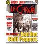 La Garcia 16-red Hot Chili Peppers/viejas Locas/kapanga/rada