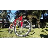 Bicicleta Rod 26 Todo Terreno Con 18 Cambios