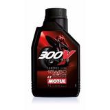 Aceite Motul 300v Sintetico 15w50 Motoscba
