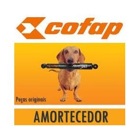 Amortecedor Cofap 27003 27448 Spa Fusca 1300 L Par Diant Tz