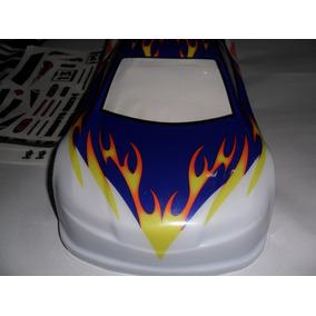 Bolha Automodelo Onroad 1/10 Eletrico Himoto Hsp Redcat Amax
