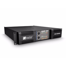 Amplificador Machine 14.0 Sd Series