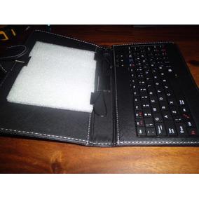 Estuche Con Teclado Para Tablet 7