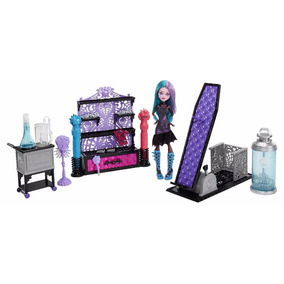 Monster High - Estudio Crie Seu Monstro - Mattel