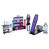 Monster High - Estudio Crie Seu Monstro - Mattel