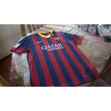 Increible Camiseta Barcelona 2013/14 Original No Thai