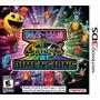 Pac-man & Galaga Dimensions 3ds Lacrado Nintendo P. Entrega