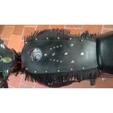 Protector De Cuero Para Tanque De Moto Universal