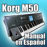 Korg M50 - Manual En Español - 593 Paginas