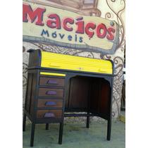 Mesa, Birô, Xerife,escrivaninha, Escritório,decoração,antiga