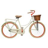 Bicicleta Mujer Con Accesorios Premium Mar Del Plata