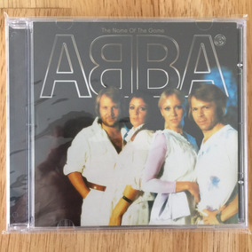 Cd Abba The Name Of The Game (2002)