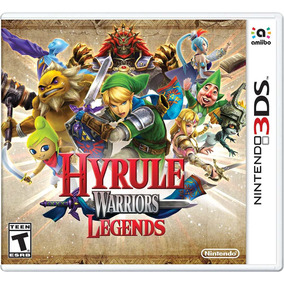 Videojuego Hyrule Warriors Legends Nintendo 3ds Gamer