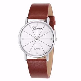 Lote Relojes Geneva Hombres Relojes De Cuarzo Mayreo