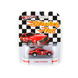 Perudiecast Hot Wheels Retro - Stroker Ace T-bird Stocker